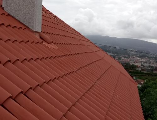 La eficiencia energética de las tejas cerámicas transpirables