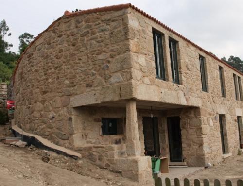 Rehabilitación de vivienda unifamiliar rústica barvo II