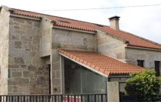 Vivienda rústica en Pontevedra