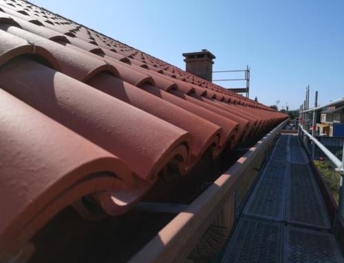 Rehabilitación de cubierta con Verea System